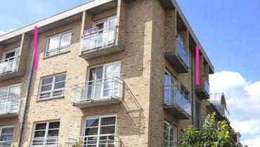 Prachtig appartement 2 slaapkamers te Kortrijk