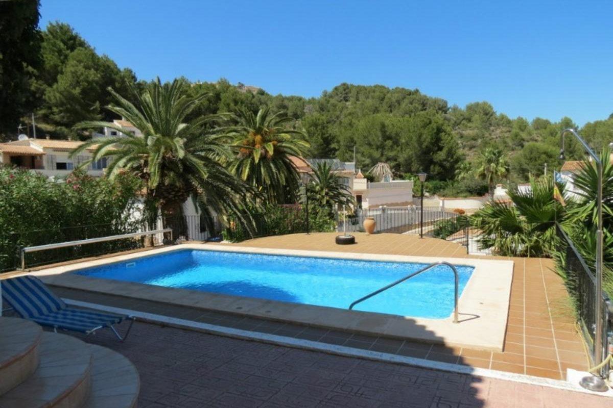 Prachtige villa te koop te Benissa