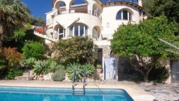 Villa Benissa – Immo Costa Blanca