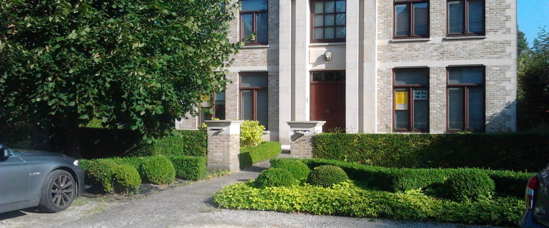 Villa te Kortrijk