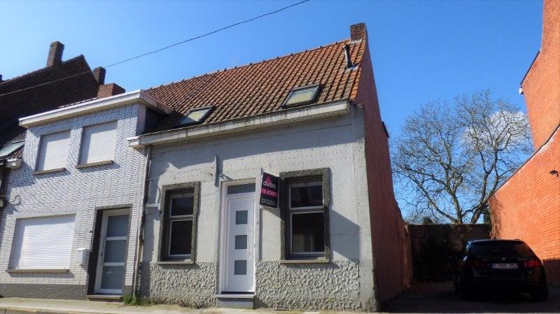 Immo Harelbeke – Knusse gerenoveerde woning in Harelbeke