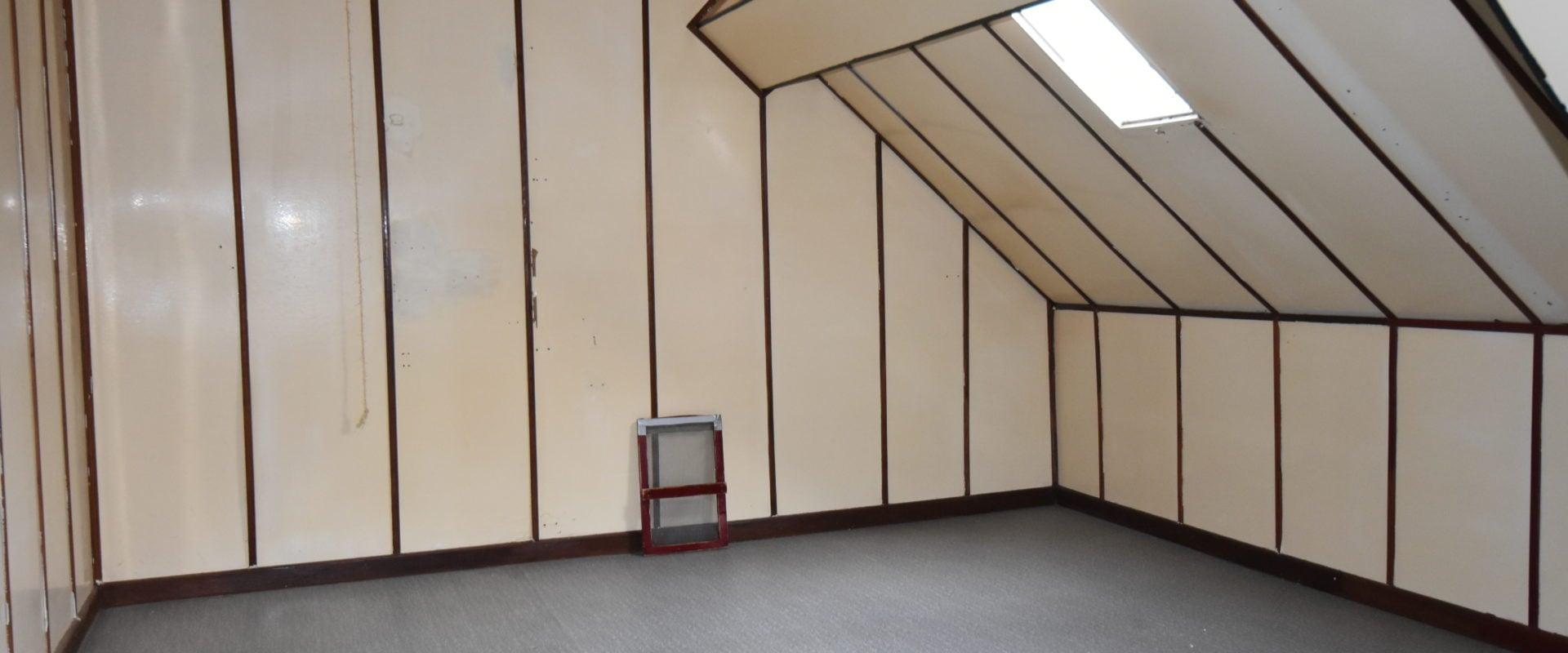 Verrassend ruime halfopen woning met open zicht te Kortrijk-Bissegem