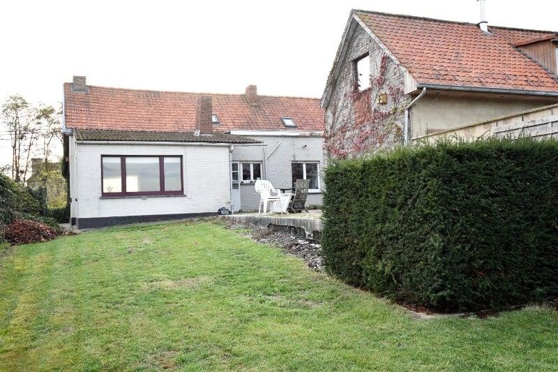 Fantastisch mooi gelegen woning in Tiegem