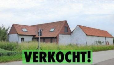 Hoeve te koop West Vlaanderen