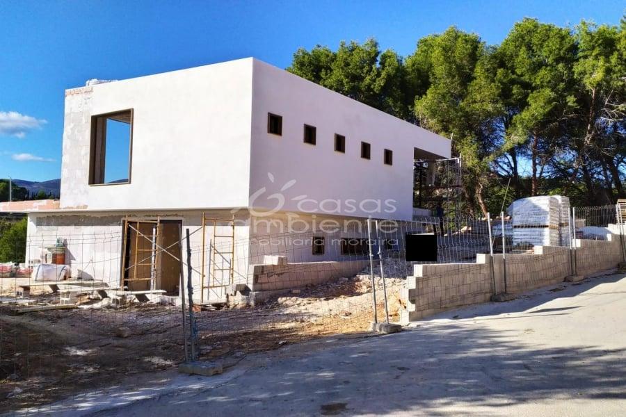 Villa Calpe – Vastgoed Costa Blanca