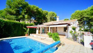 Immo Moraira – prachtige villa – villa Costa Blanca