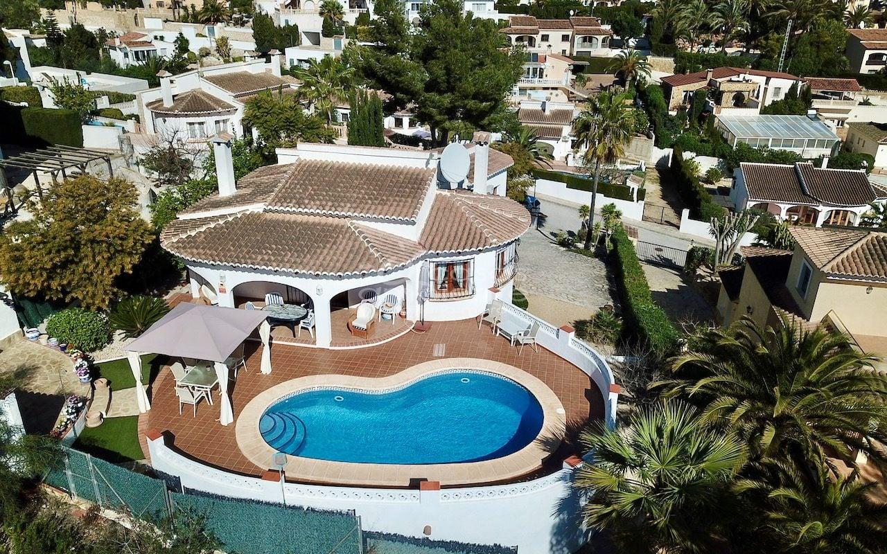 Immo Moraira – villa te koop Moraira